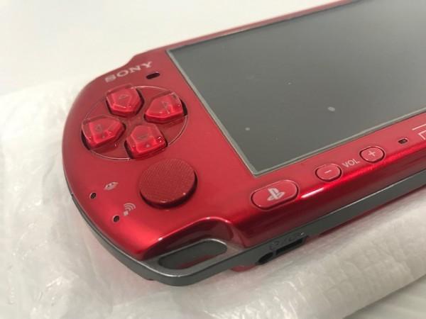 【送料無料 1円~スタート】 【極美品・完品】SONY PSP3000 ラディアントレッド PSP_画像5
