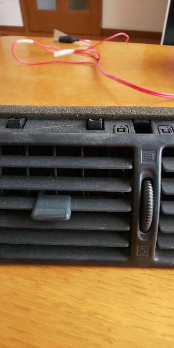 R32 GT-R スカイライン エアコン吹き出し口 ベンチレーター_画像2