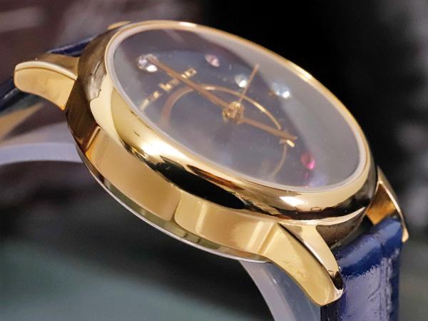 美品 スタージュエリー 完売 コスミックタイム リミテッドエディション ジュエリーウォッチ 女性用腕時計 STAR JEWELRY 本物 正規_画像5