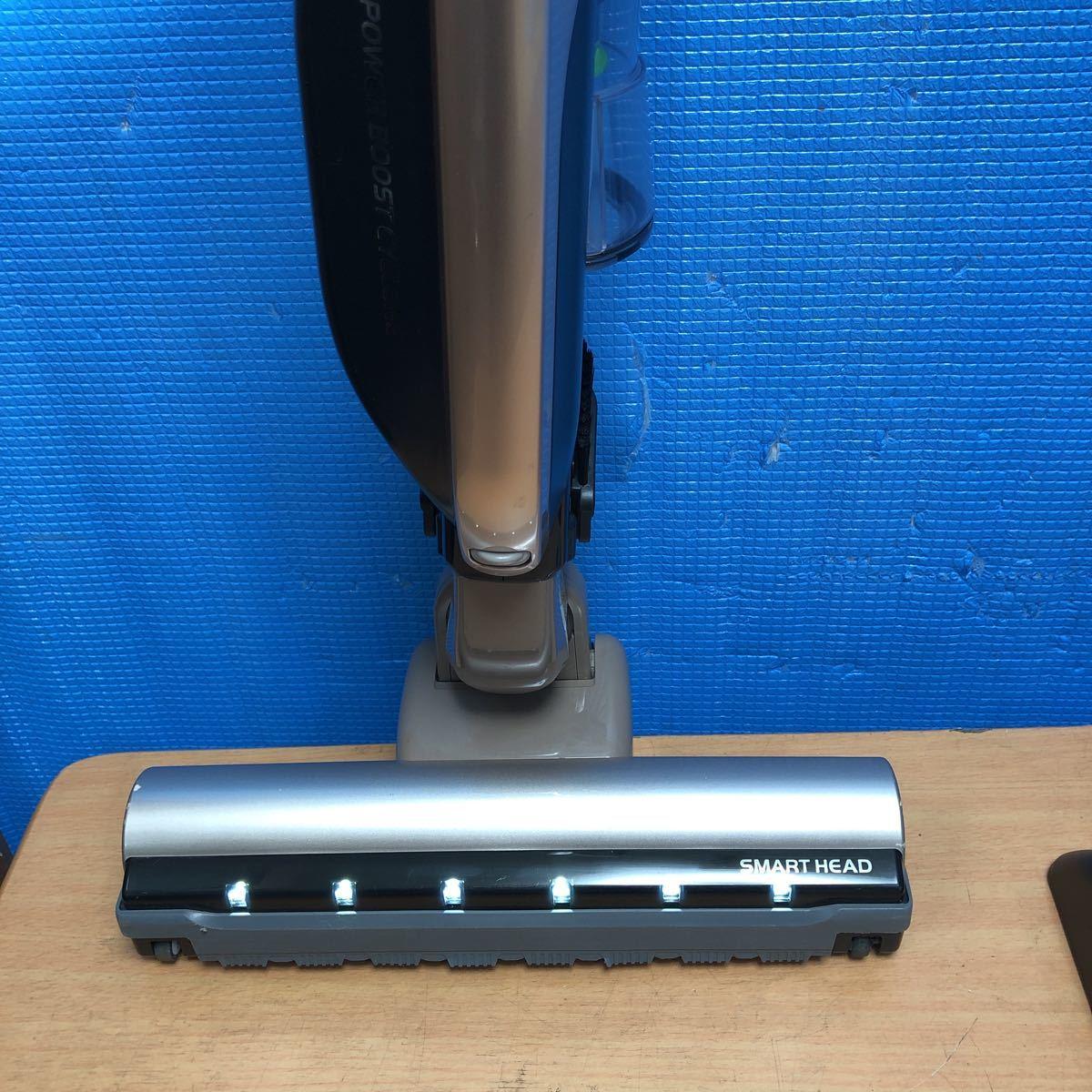 HITACHI パワーブースト サイクロン式コードレスクリーナー PV-BD700 16年製 店舗展示サンプル用実演機_画像2