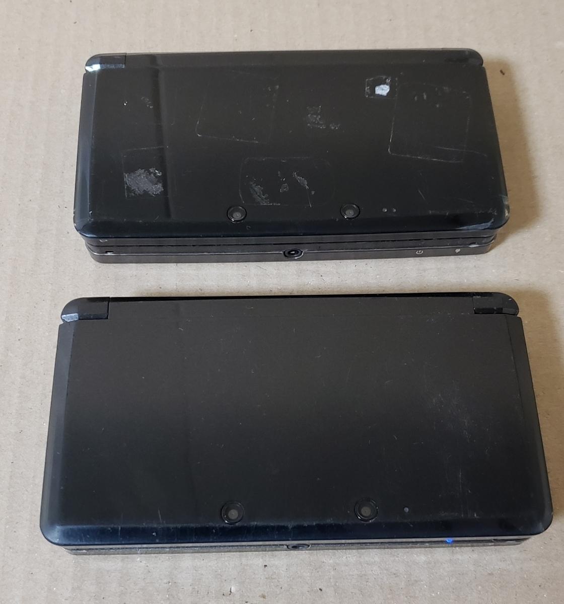 【ジャンク品】任天堂 Nintendo3DS本体のみ×2台_画像3