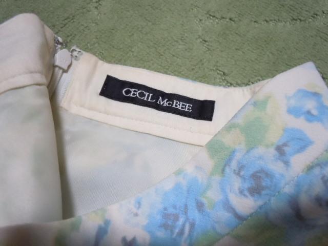 (X)CECIL McBEE セシルマクビー スカート