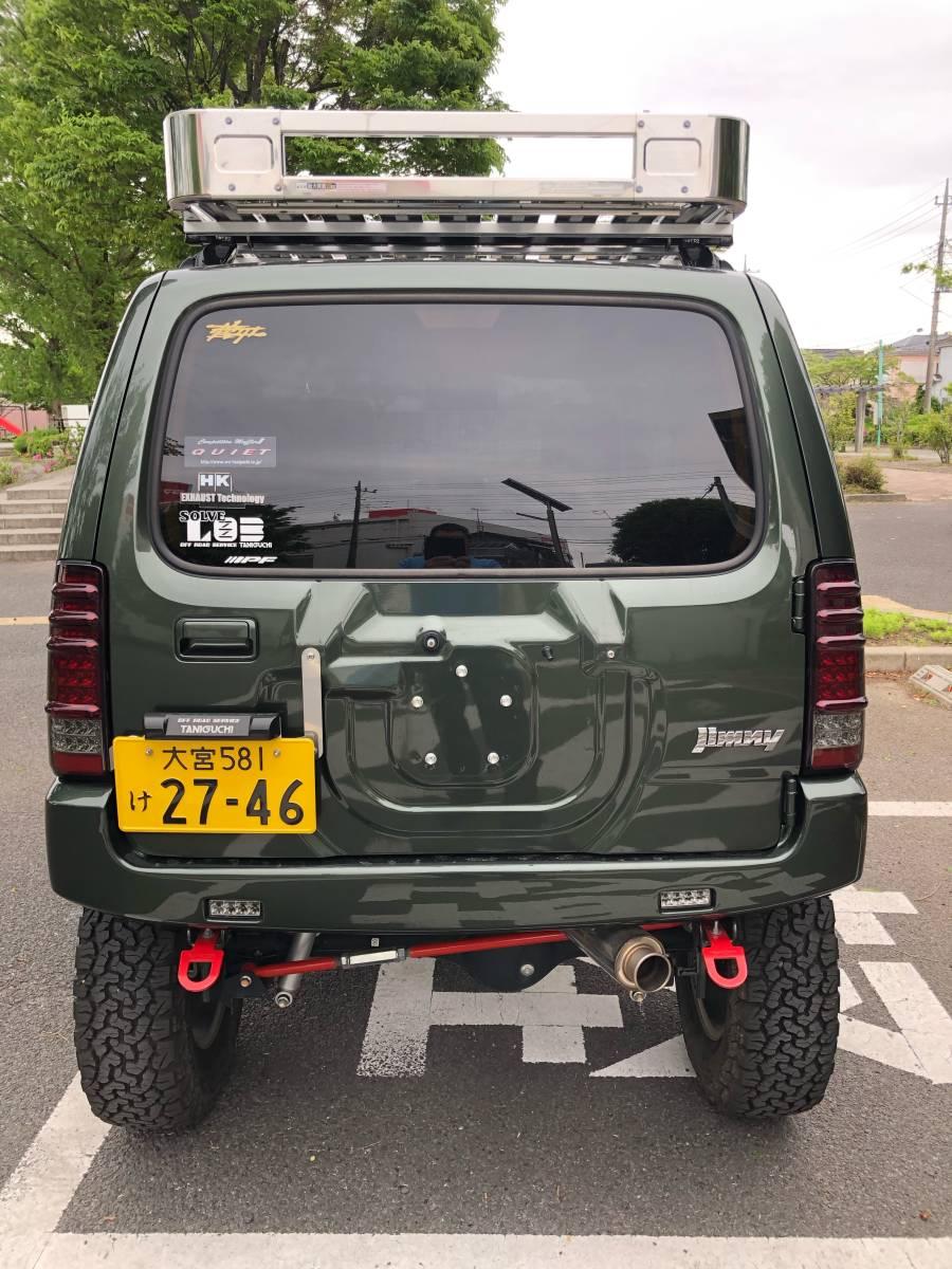スズキ ジムニーJB23w 30年式 走行11000km_画像2