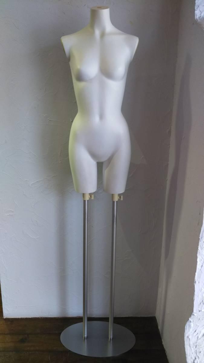 トルソー 女性 レディース 7号サイズ (Sサイズ) 婦人 展示 ショップ ディスプレイ 中古品 早い者勝ち ε= ε=┏(; ̄▽ ̄)┛_画像8