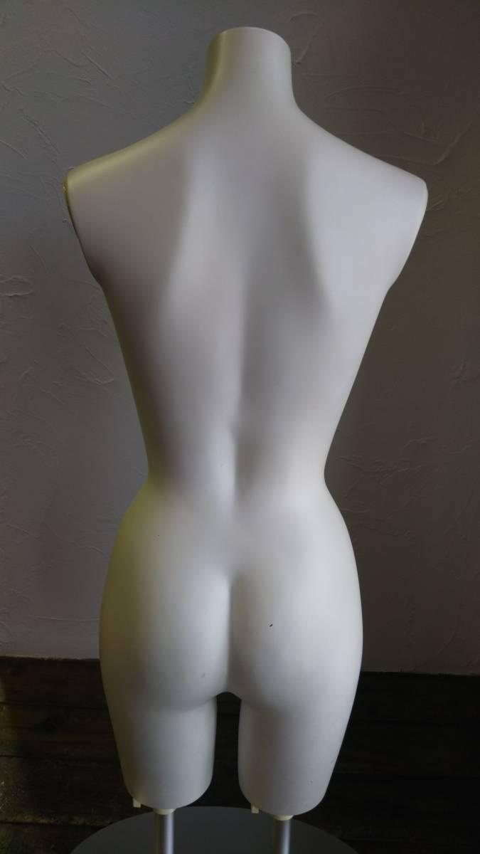 トルソー 女性 レディース 7号サイズ (Sサイズ) 婦人 展示 ショップ ディスプレイ 中古品 早い者勝ち ε= ε=┏(; ̄▽ ̄)┛_画像4