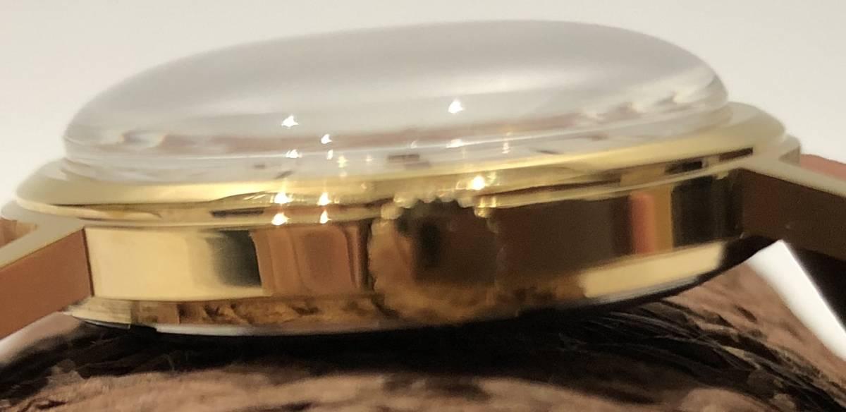 【動作良好・送料無料】Jaeger Lecoultre VXN キャリバー 480/cw TOP ART DECO 腕時計 アンティーク ヴィンテージ ジャガールクルト メンズ_画像3