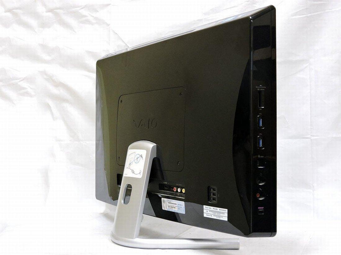 中古 SONY 24型 液晶一体型PC VAIO VPCL21AJ / Blu-ray/ Win10/ 二代i7-2820QM/ 8G/ 1TB/ GT540M /カメラ/ リカバリ/ Office付/ 税無_画像8