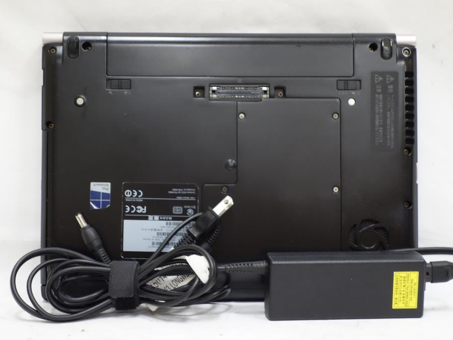 即日発送可 良品 13.3型 東芝 dynabook R734/K Win10 64 pro/第四世代Core i7/8G/320G/無線/リカバリ領域有 office付 税無_画像7