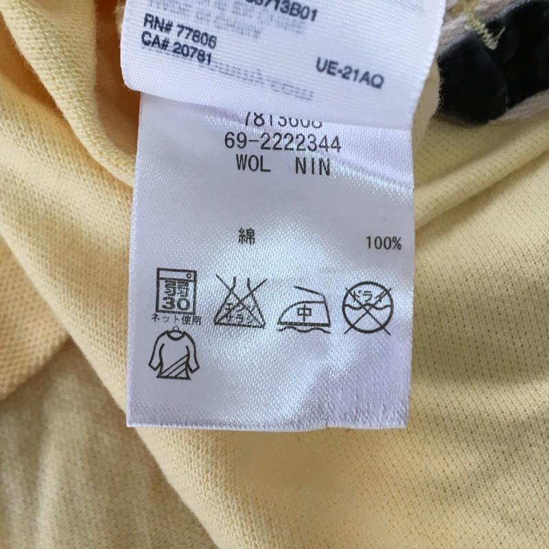 《郵送無料》■Ijinko★美品★HILFIGER DENIM|ヒルフィガーデニム★ M サイズ半袖ポロシャツ