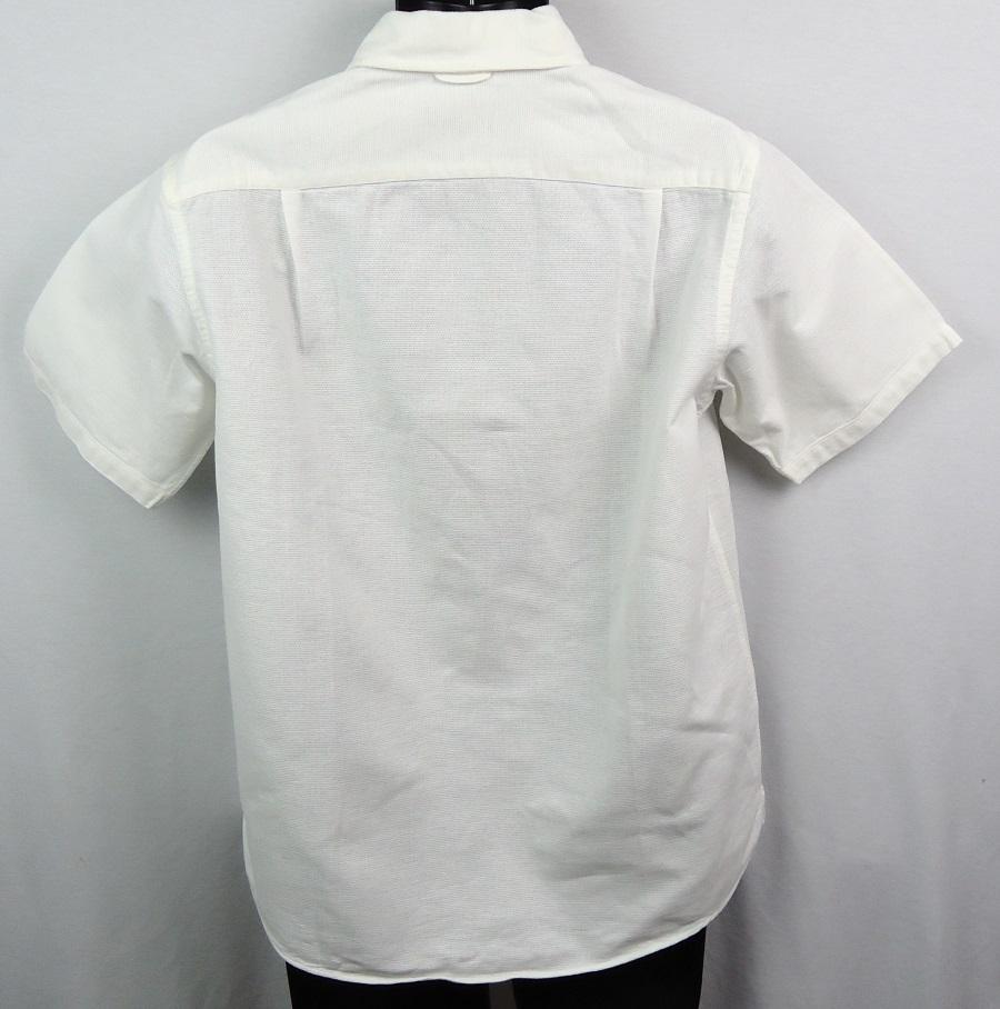 《郵送無料》■Ijinko◆美品★エディーバウアー Eddie Bauer ★ S サイズ半袖シャツ