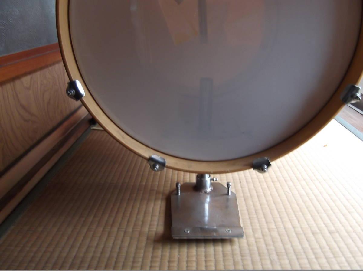 ZEN(台湾製)コンパクトドラム16バス4点SET・専用スネア含む・中古品_画像9