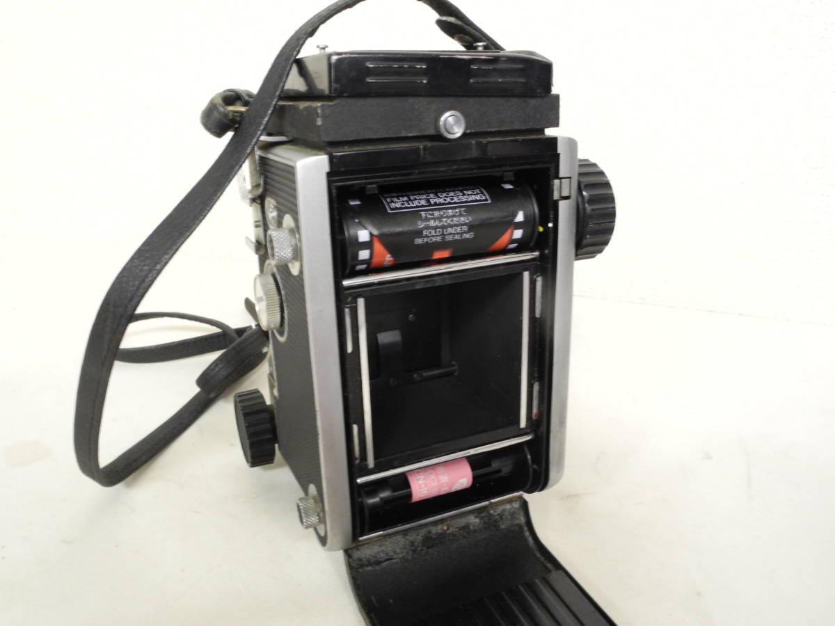 【一円出品】Mamiya 二眼レフ C22 ジャンク品 フィルムカメラ   AR_画像9