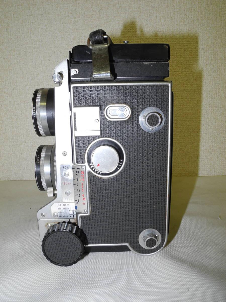 【一円出品】Mamiya 二眼レフ C22 ジャンク品 フィルムカメラ   AR_画像6
