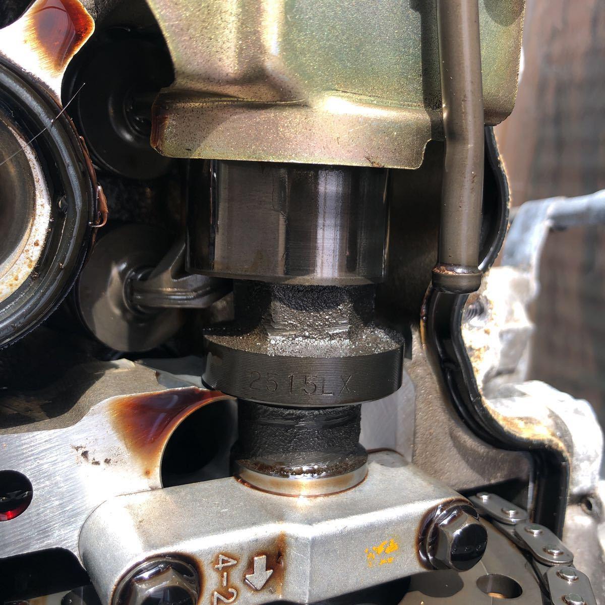 SR20 ターボエンジン S15 ヘッドガスケットメタル 社外カム エンジンのみ シルビア_画像3