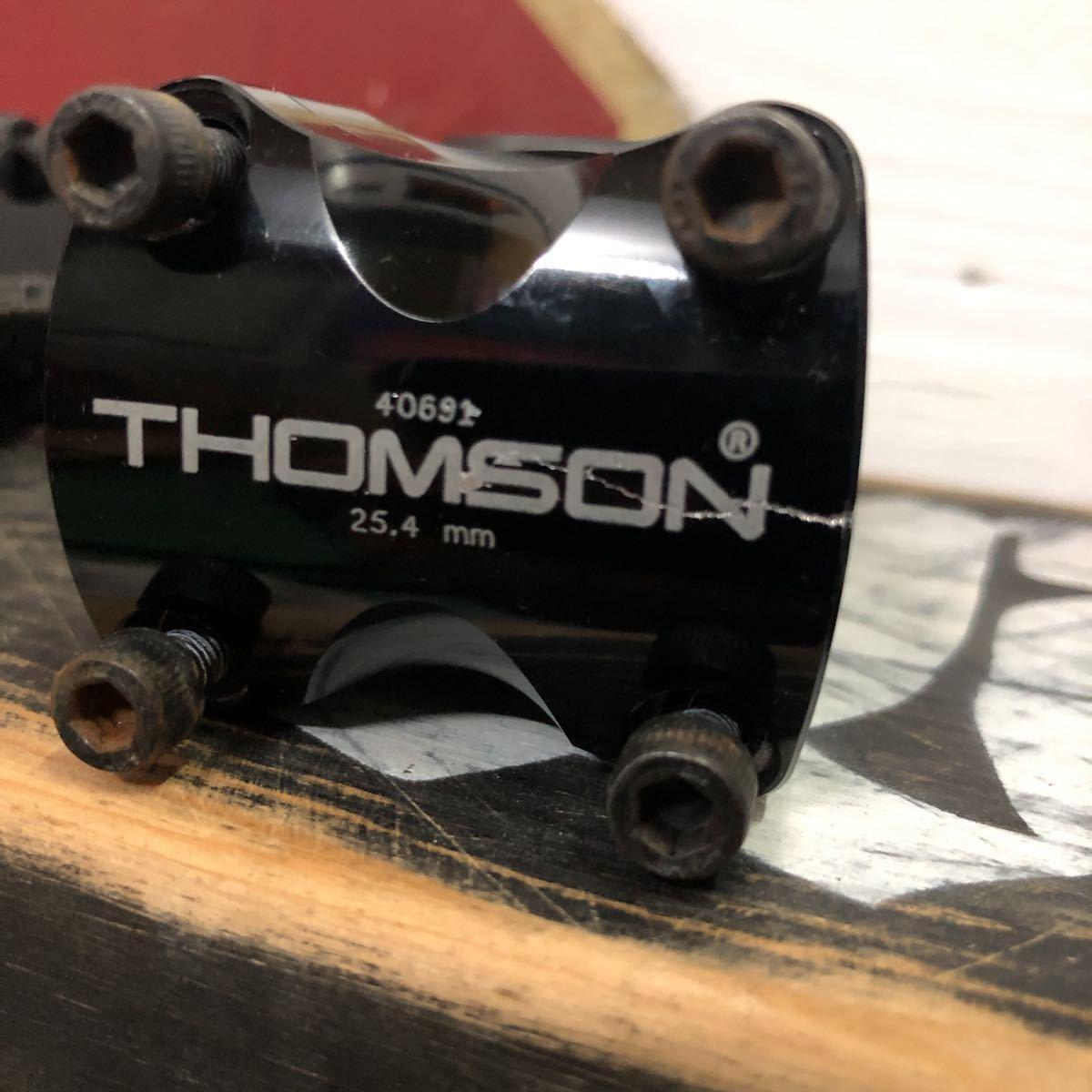 THOMSON トムソン ステム 25.4 自転車 _画像4