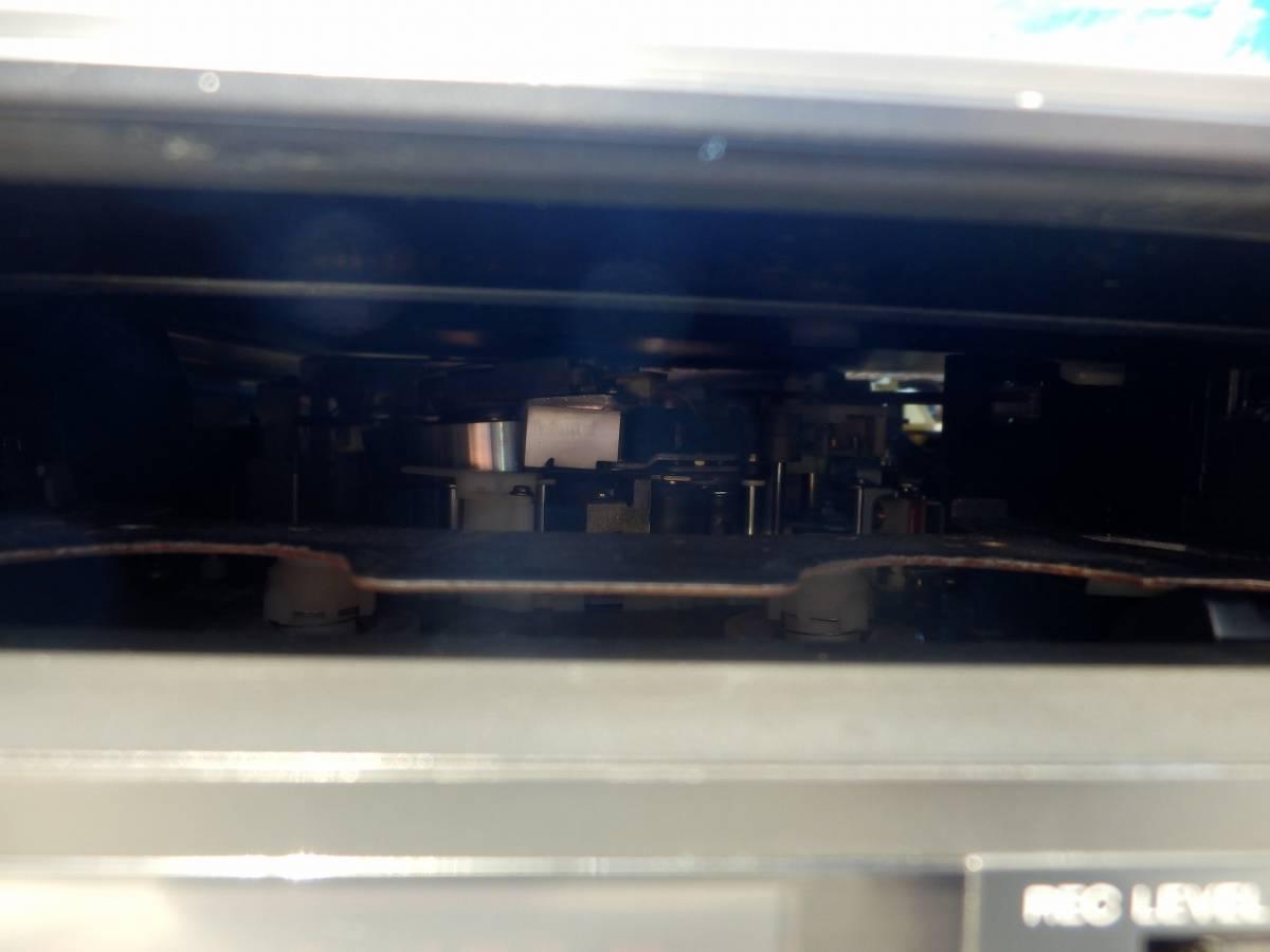 SONY ソニー SL-HF3000 ベータビデオデッキ 通電確認済み ※一応ジャンク扱い_画像6