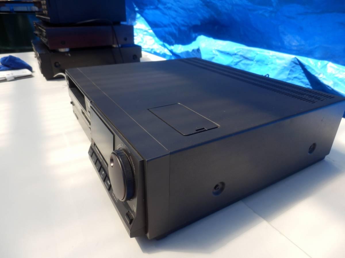 SONY ソニー SL-HF3000 ベータビデオデッキ 通電確認済み ※一応ジャンク扱い_画像3