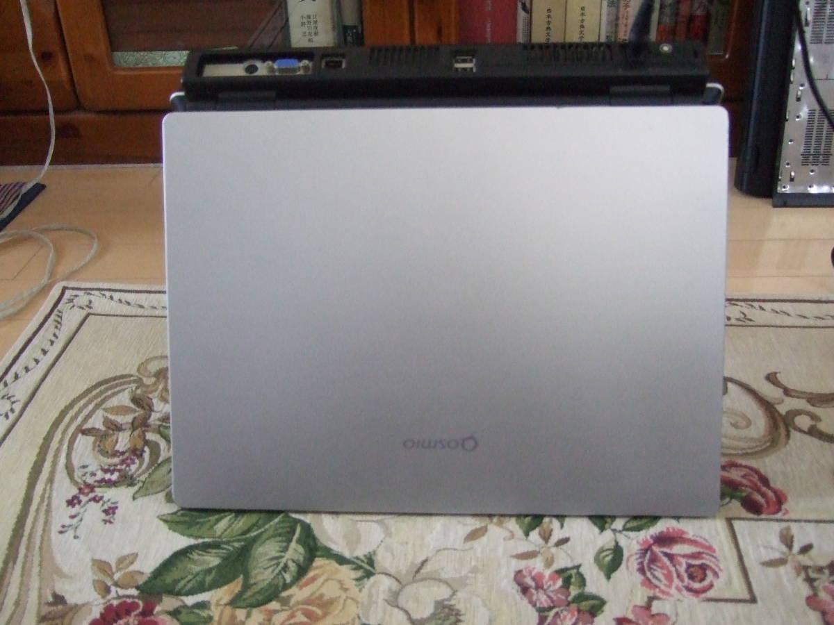 きれい 東芝 Qosmio F30/670LSK Core Solo 1.66GHz/2GB/120GB/XP/office/Multi_画像3