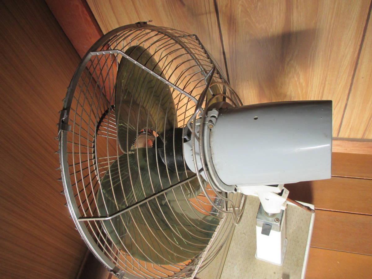 昭和 レトロ ナショナル 扇風機_画像5