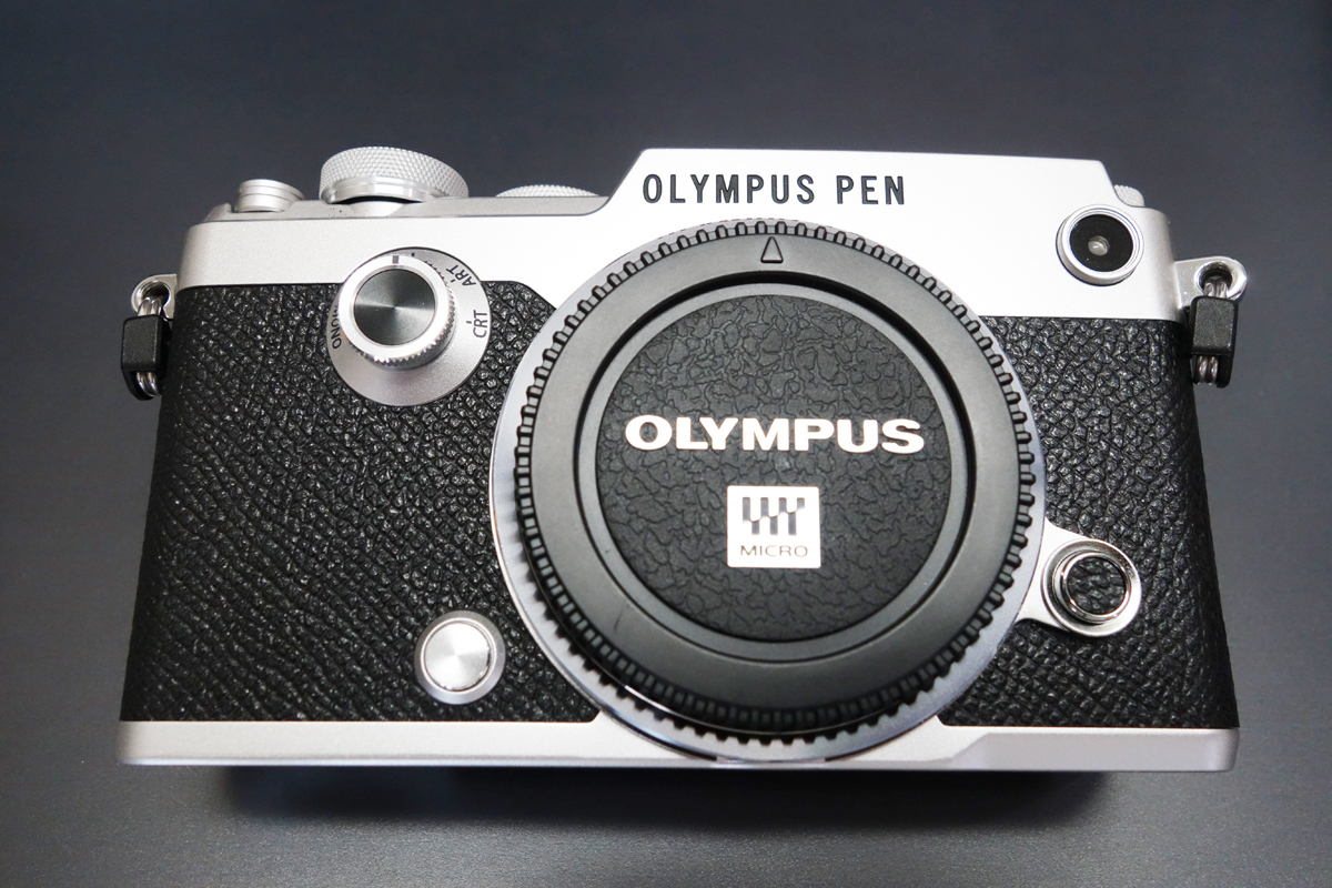 オリンパス PEN-F レンズキット 超美品