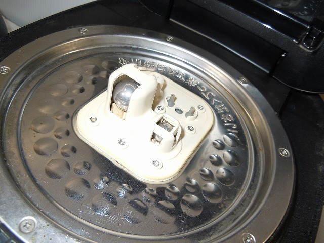 CY02★■TIGER タイガー 圧力IH炊飯器 1.0L 2013年製 JPB-B100 領収書発行可 中古■_画像8