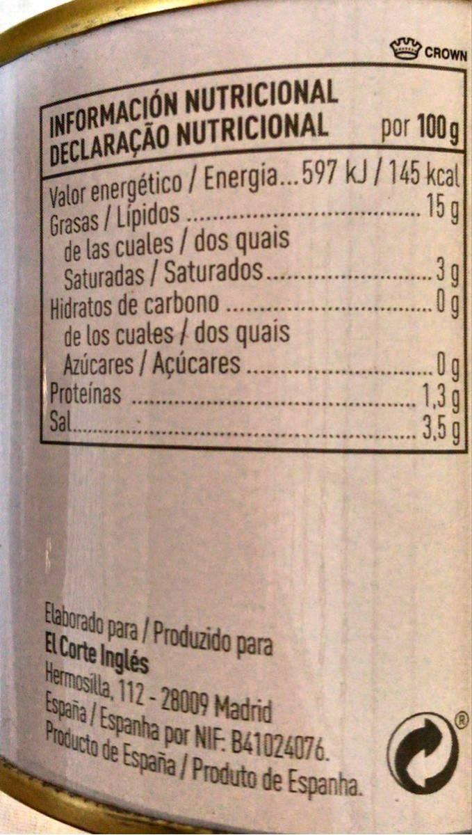 「送料込」オリーブの実 缶詰 スペイン 海外食品_画像3