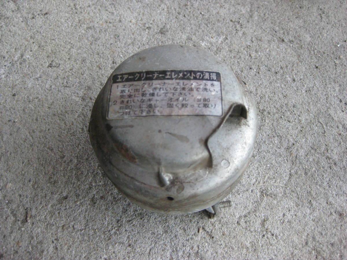 Z50J モンキー 4L 純正エアークリーナー 現状 検)ゴリラ ダックス シャリー