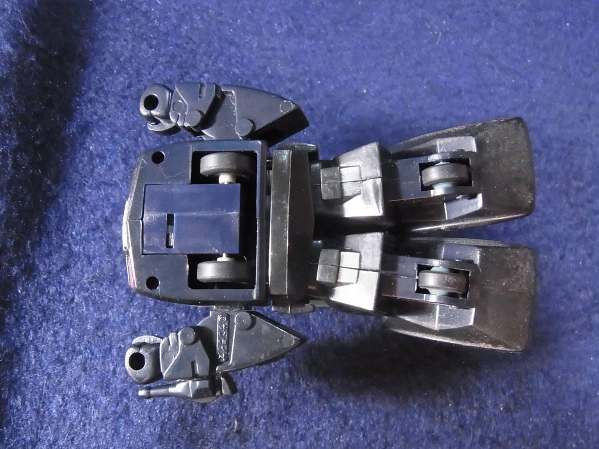 タカラ チョロQ ダグラム 3点セット 当時物 太陽の牙ダグラム 変形玩具 おもちゃ 動作確認済み_画像6