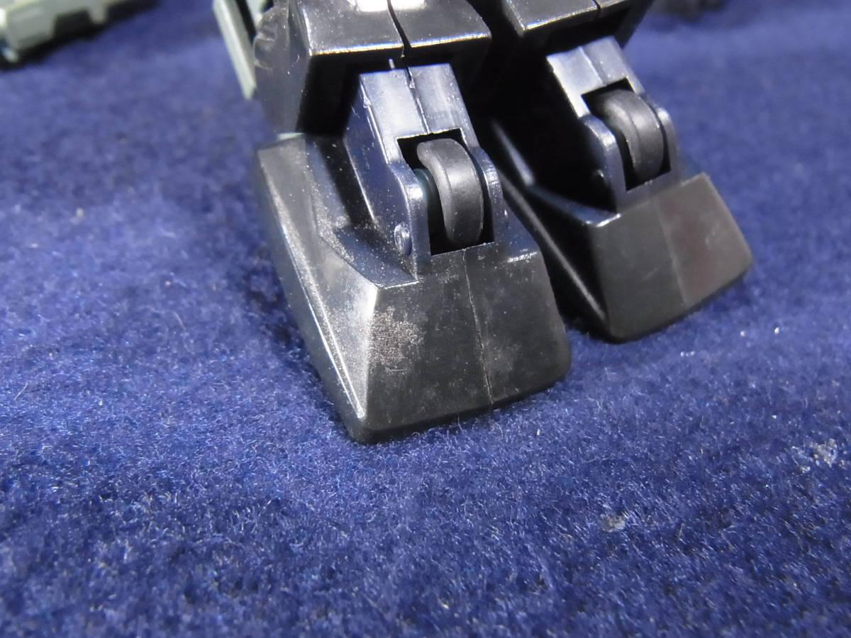 タカラ チョロQ ダグラム 3点セット 当時物 太陽の牙ダグラム 変形玩具 おもちゃ 動作確認済み_画像9