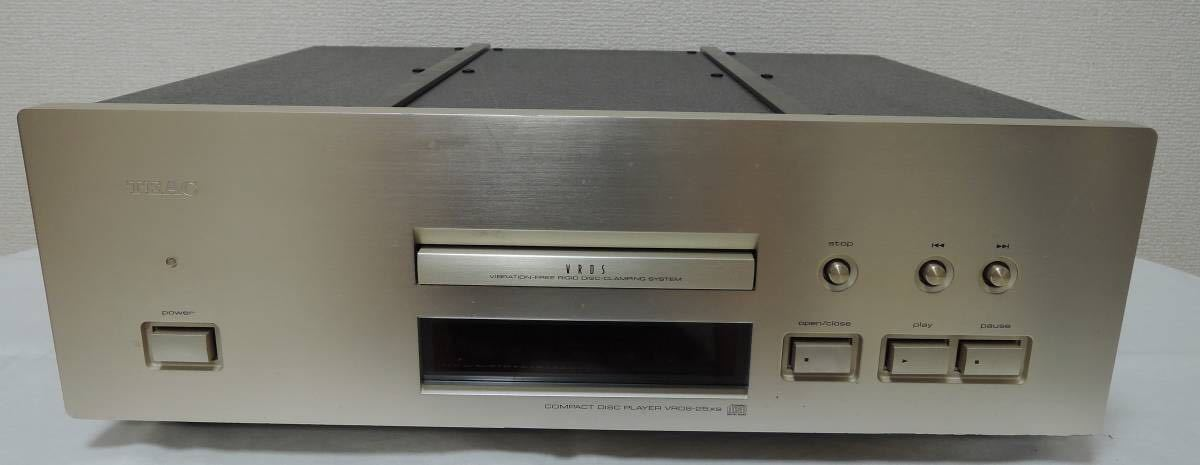 ☆TEAC CDプレーヤー VRDS-25XS ジャンク☆
