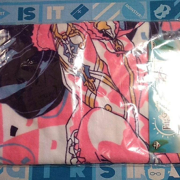 most lot Fate Grand Order FGO J. visual towel ishutaru unopened new goods