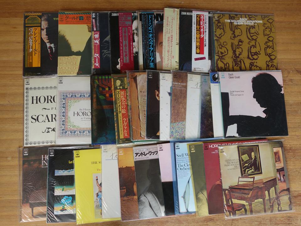 LP 未開封シールド含 クラシック CBS当時物 MASTER WORKSグレイ・ラベルのみ41枚セット グレン・グールド DRデジタル録音 他_画像3