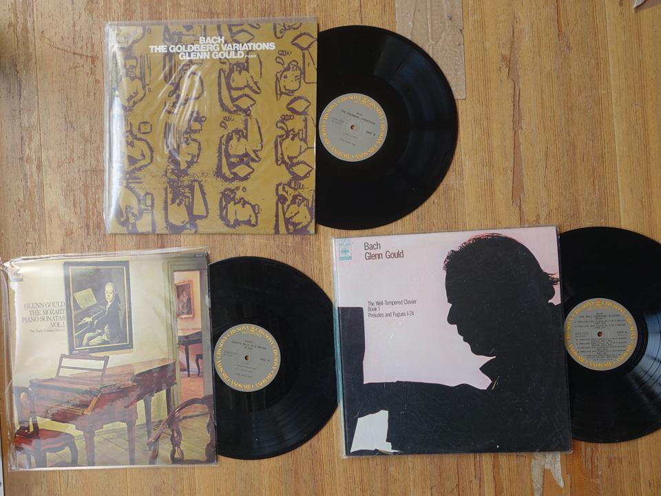 LP 未開封シールド含 クラシック CBS当時物 MASTER WORKSグレイ・ラベルのみ41枚セット グレン・グールド DRデジタル録音 他_画像4