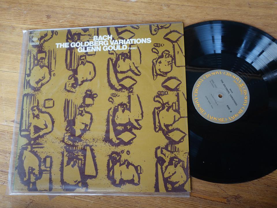 LP 未開封シールド含 クラシック CBS当時物 MASTER WORKSグレイ・ラベルのみ41枚セット グレン・グールド DRデジタル録音 他_画像10