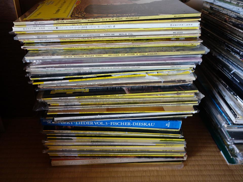 LP 当時物 クラシックの名盤、名演レコード大量716枚セット グラモフォン90枚、CBS145枚、EMI78枚、フィリップス48枚、デッカ163枚 他_画像8