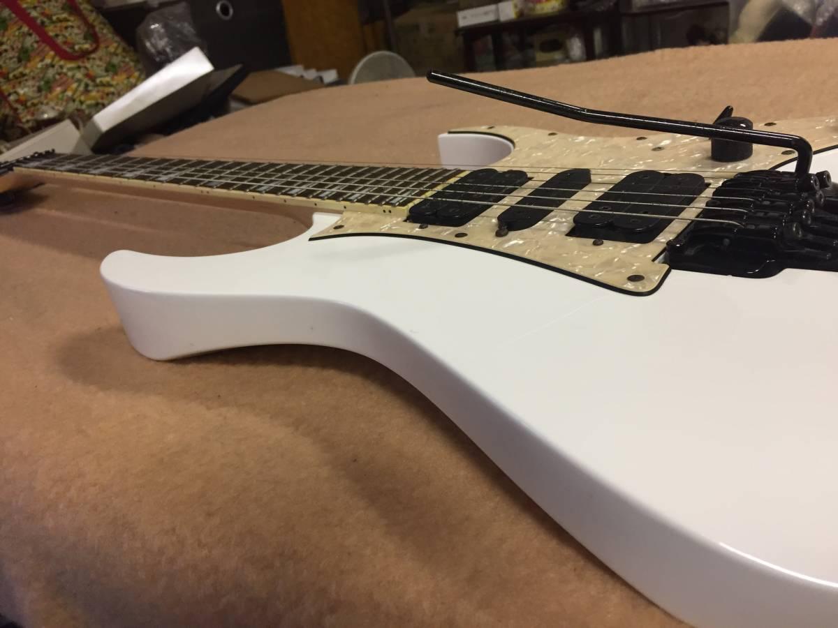 アイバニーズ エレキギター RG350 DX _画像7