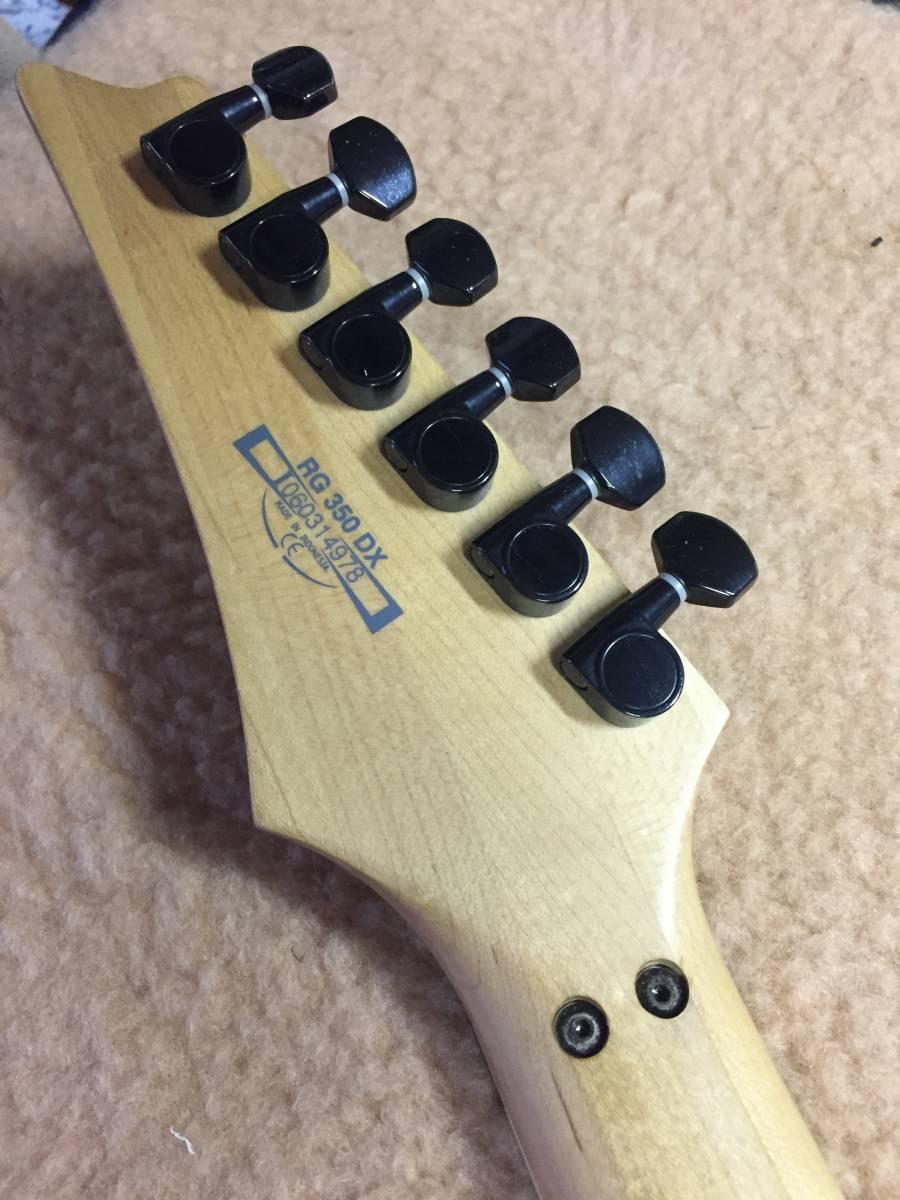 アイバニーズ エレキギター RG350 DX _画像4