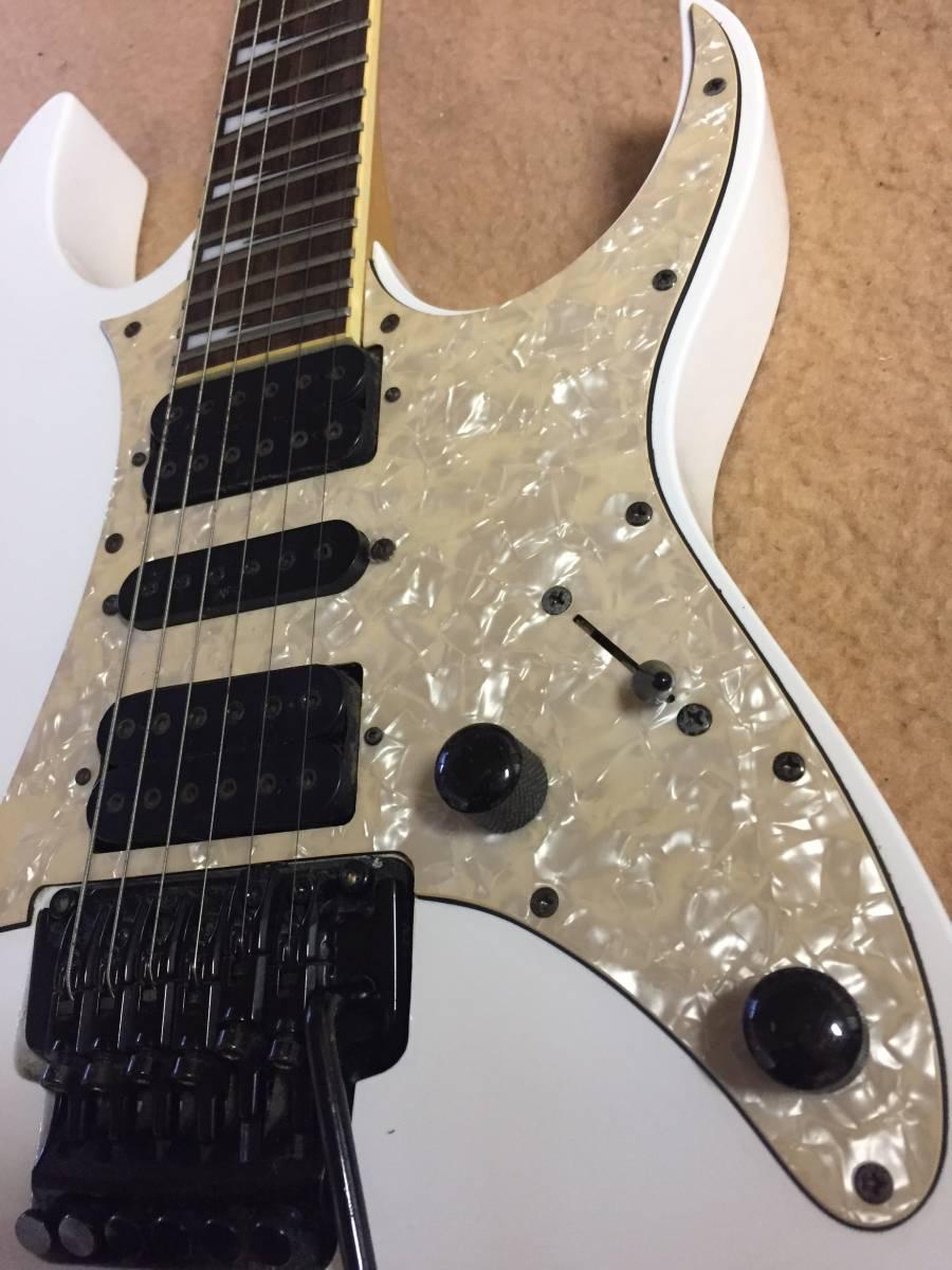 アイバニーズ エレキギター RG350 DX _画像6