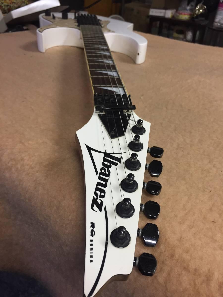 アイバニーズ エレキギター RG350 DX _画像8