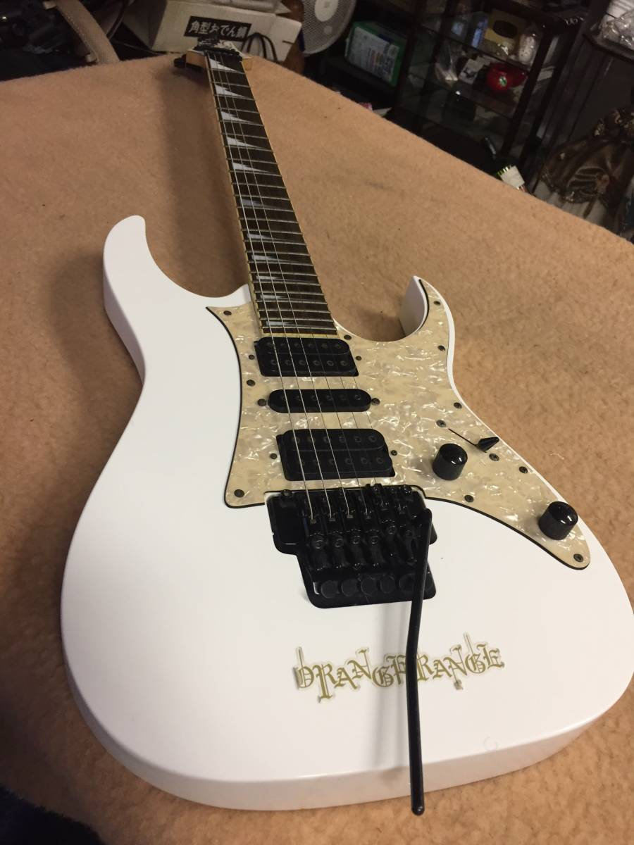 アイバニーズ エレキギター RG350 DX _画像10