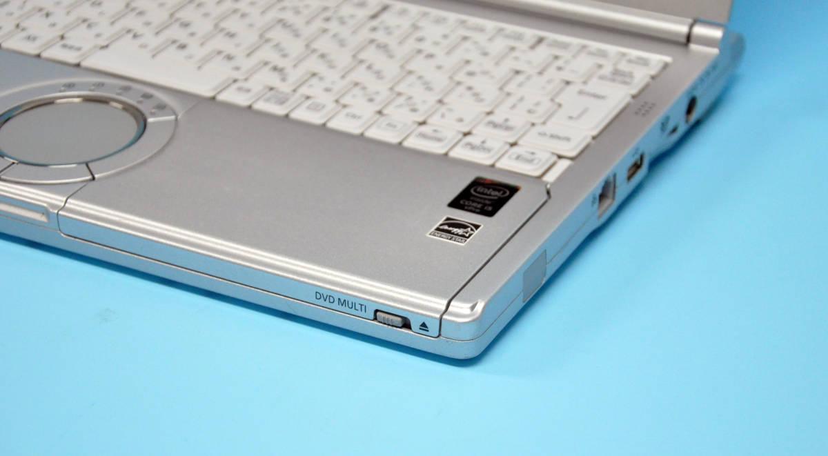 ♪ 使用時間5170H ♪ Panasonic CF-SX4 Corei5-5300U / メモリ 4GB / HDD:320GB / カメラ / Bluetooth / Office / Win10 _画像7