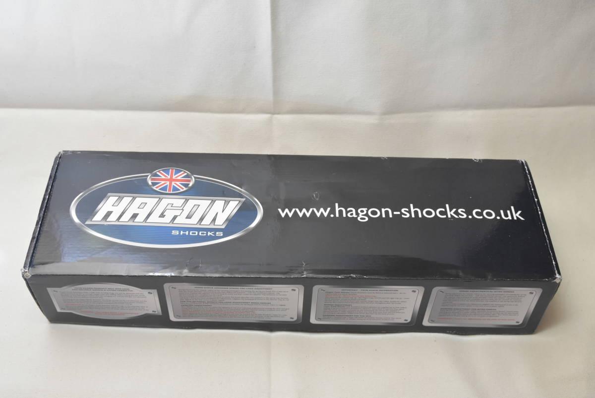 【未使用品】 HAGON ヘイゴン M61063 HONDA ホンダ ホーネット250 600 MC31 PC34 サスペンション リアショック イギリス製 【最終値下げ】_画像2