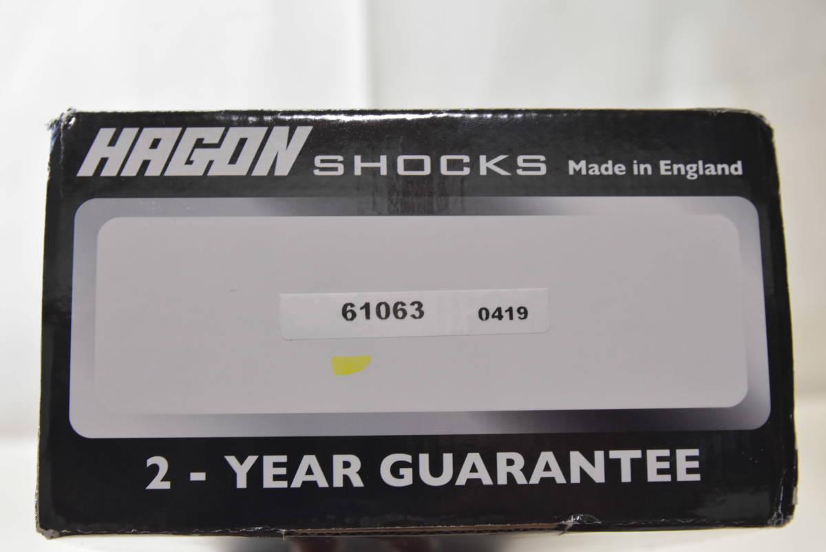 【未使用品】 HAGON ヘイゴン M61063 HONDA ホンダ ホーネット250 600 MC31 PC34 サスペンション リアショック イギリス製 【最終値下げ】_画像9