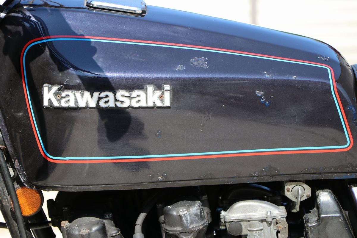 Z400FX E2昭和55年 車検付き令和2年10月まで_画像9