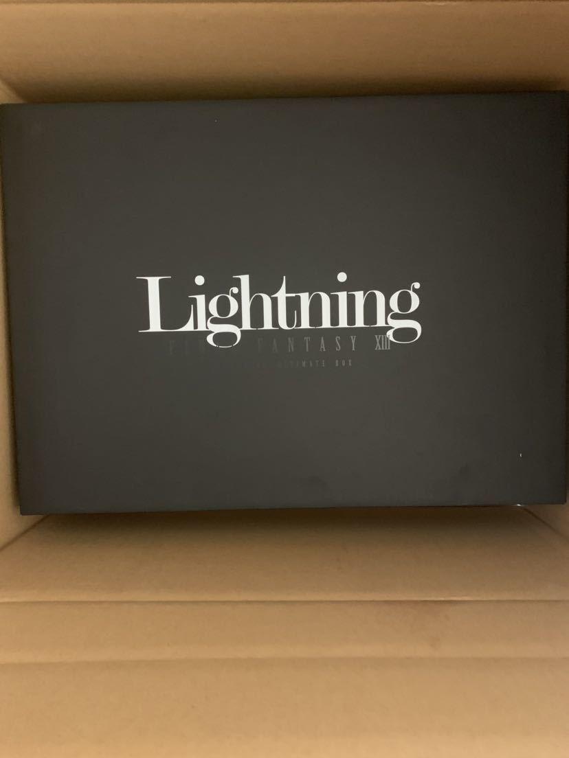 ライトニングリターンズ アルティメットBOX 限定プレイアーツ 同梱版