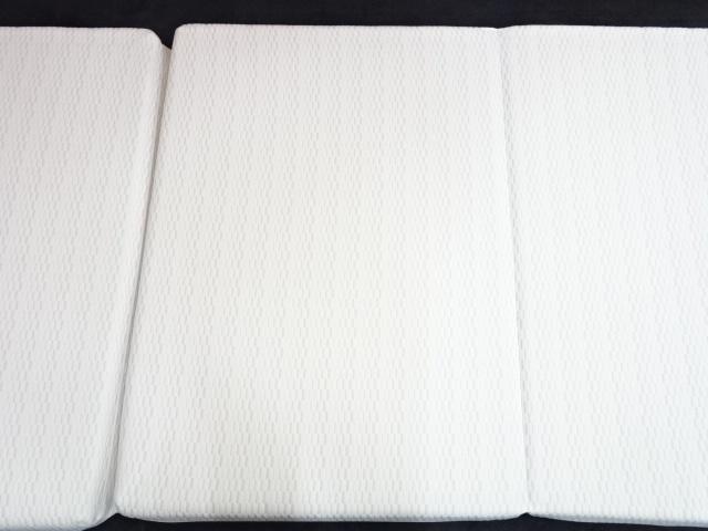 送料無料 西川 ボナノッテ 三つ折りマットレス 高反発 シングルサイズ 展示品_画像4