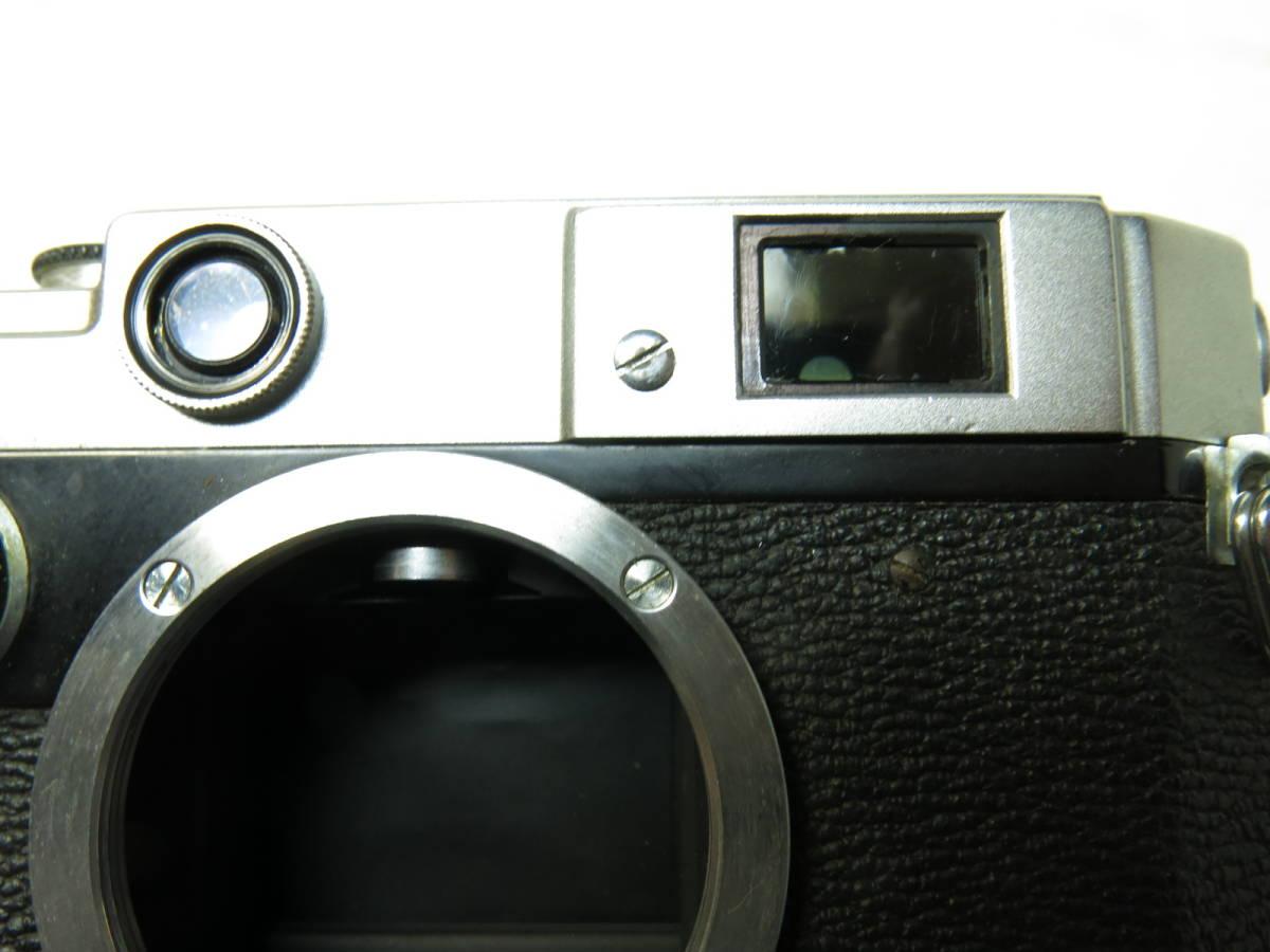 キャノン Canon VL2 + 50mm f1.8 ライカマウント 良品_画像4
