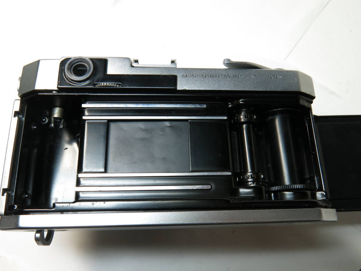 キャノン Canon VL2 + 50mm f1.8 ライカマウント 良品_画像8