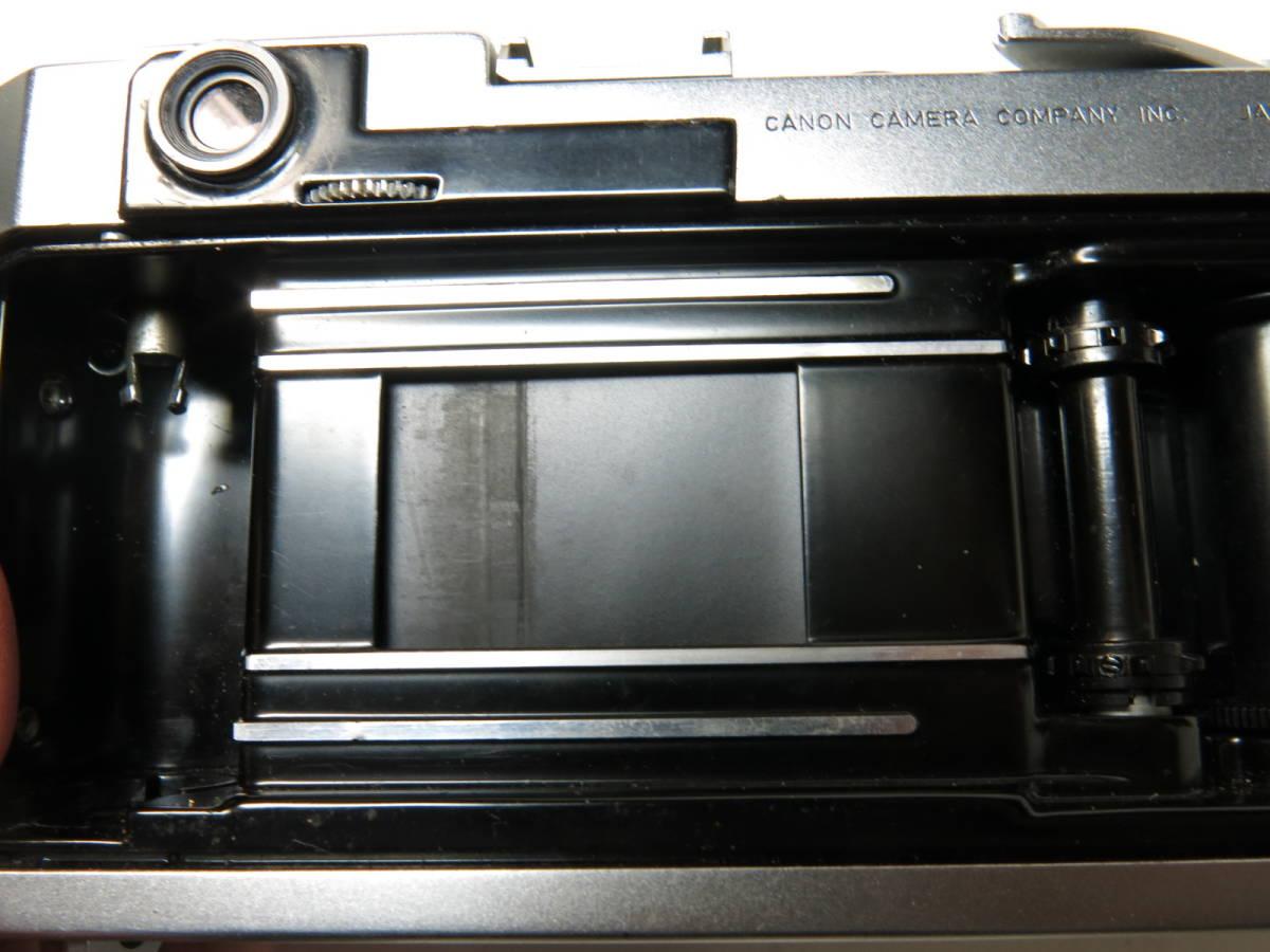 キャノン Canon VL2 + 50mm f1.8 ライカマウント 良品_画像9