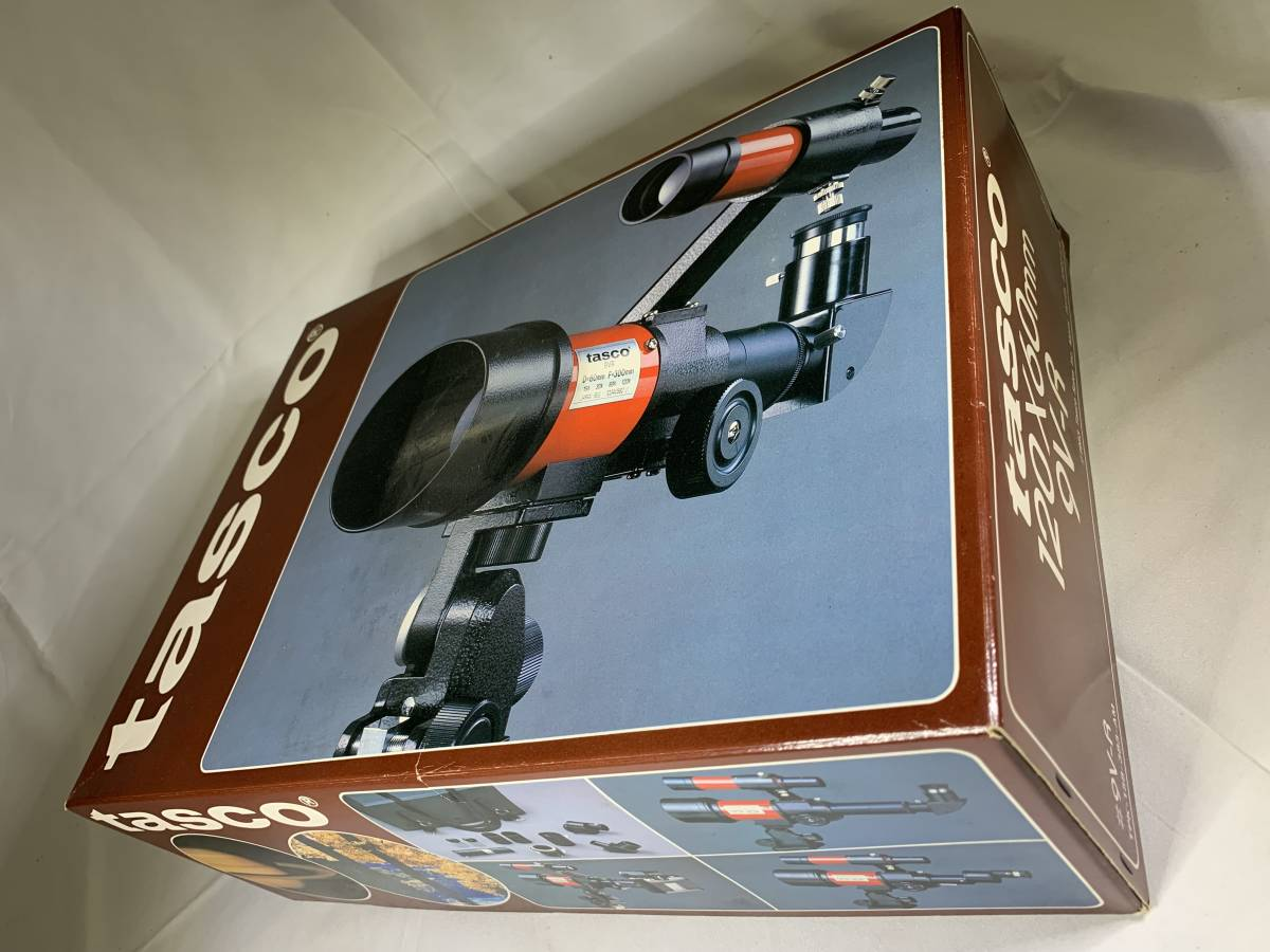 tasco 天体望遠鏡 9VR D=60mm F=300mm ☆美品☆_画像2